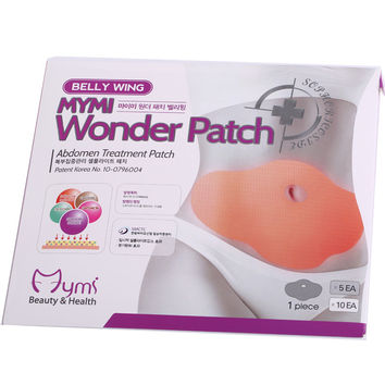 20 Piece/4 Boxes MYMI Wonder Slim patch burn fat belly weight loss patch Abdomen slimming Patch