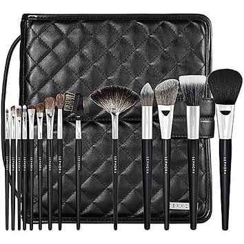 SEPHORA COLLECTION Deluxe Standing Easel Brush Set