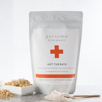 Pursoma - Hot Tub Bath Soak