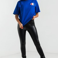 Champion Life Women's Tee in Black, White, Grey and Red