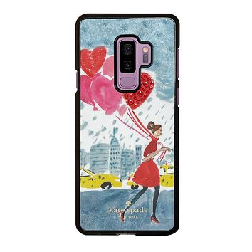 KATE SPADE BALLOON SPARKLE Samsung Galaxy S9 Plus Case Cover
