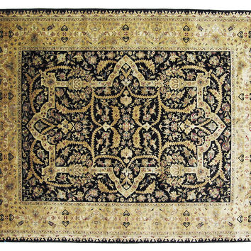 Best Black And Gold Area Rugs Products On Wanelo