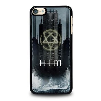 HIM BAND HEARTAGRAM iPod Touch 6 Case Cover