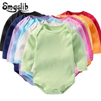 New born baby clothes Infant Product Long Sleeve Onesuit baby knitted romper costume winter baby girl boy clothes Dropshipping