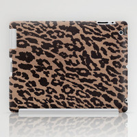 Leopard iPad Case by daniellebourland | Society6