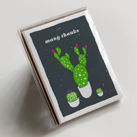Many Thanks Cacti Boxed Set