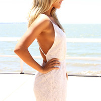 Boheme Lace Playsuit | SABO SKIRT