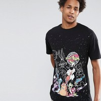 ASOS Space Jam Oversized T-Shirt at asos.com