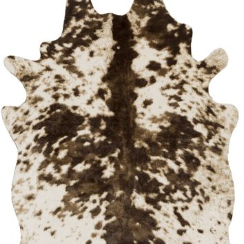 Surya Rusak Animal Print Brown RUA-1003 Area Rug