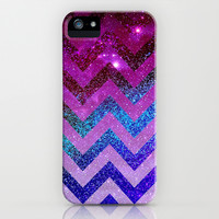*** GALAXY CHEVRON  *** iPhone & iPod Case by Monika Strigel for iphone 5c, 5s, 5, 4s, 4, 3gs, 3g + ipod + samsung galaxy !!!