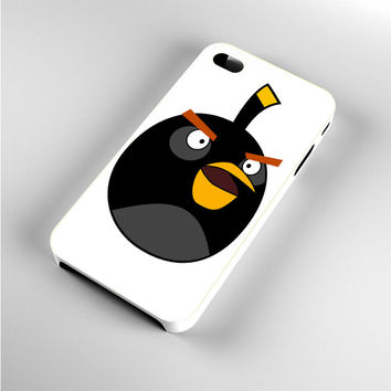 Angry Birds Black 1 iPhone 4s Case