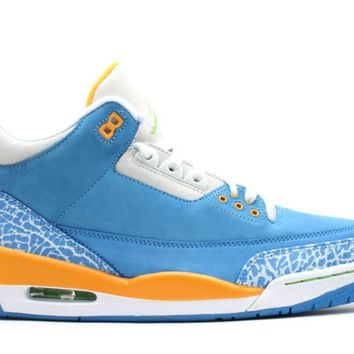 "AIR JORDAN 3 RETRO LS ""DO THE RIGHT THING"" BASKETBALL SNEAKER"