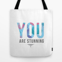 Stunning Tote Bag by Ashley Hillman