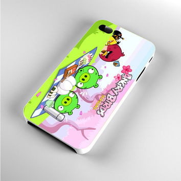 Angry Birds Season iPhone 4s Case