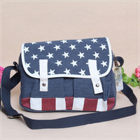 British Style Canvas Bag