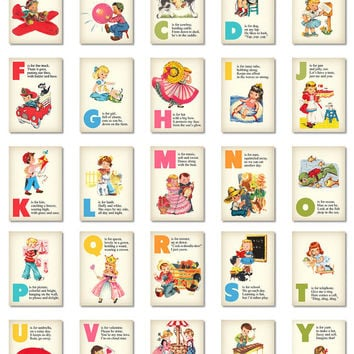 image about Abc Flash Cards Printable called Retailer Abc Alphabet Flash Playing cards upon Wanelo