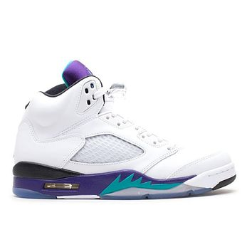 "Air Jordan 5 ""Grape 2013 Release"""