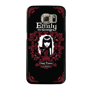 EMILY THE STRANGE MYSTERY Samsung Galaxy S6 Case