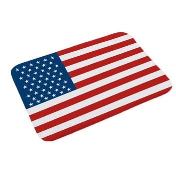 Autumn Fall welcome door mat doormat 40cmx60cm World Cup Team National Flag Painting Rug Bathroom Non-slip Carpet Soft Flannel Tapete Living Room  Onsale AT_76_7