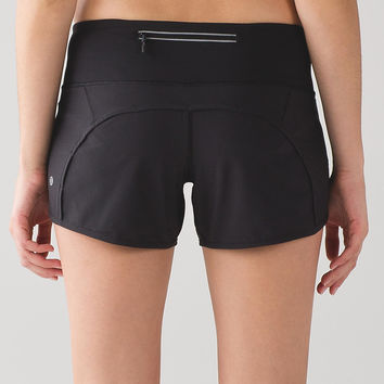 Run Times Short *Block-It Pocket 2 1/2"