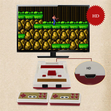 8-bit FC Game Console with HDMI output!