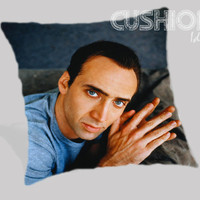 Nicolas Cage Pillow Cover