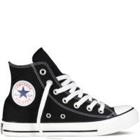 Converse Chuck Taylor All-Star Classic Hi-Top Black