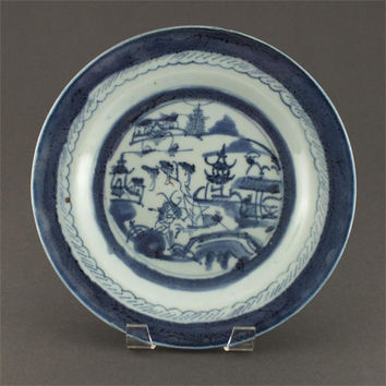 LARGE PLATE OR SHALLOW BOWL