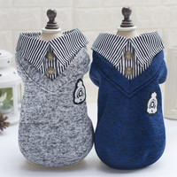 Pet Dog Clothes for Small Dogs Puppy Coat Jacket Sweater Shirt  Warm Clothing