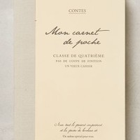 Mon Carnet Journal by Anthropologie