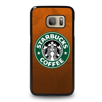 STARBUCKS Samsung Galaxy S7 Case Cover