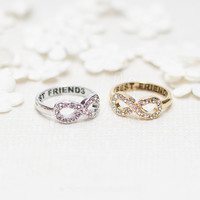 Best Friends Forever Ring