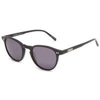 Filtrate Brinley Sunglasses Black Gloss/Grey One Size For Men 23083118001