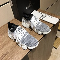 Givenchy Men's Flyknit Fashion Low Top Sneakers Shoes