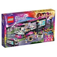 Pop Star Tour Bus LEGO® Friends Set 41106