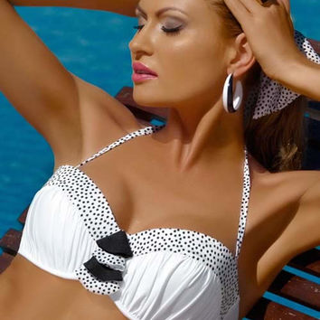 Pearls Bandeau Top - On Sale