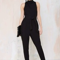 Cameo Chicago Pleated Jumpsuit