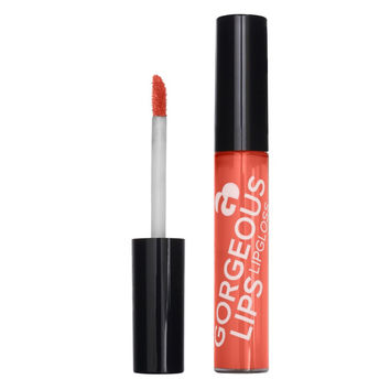 Clear Coral Watermelon Lip Gloss - 109