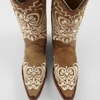Circle G by Corral Leather Western Boot - Women's Shoes in LD Tan | Buckle