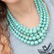 INDIAN OUTLAW in TURQUOISE