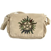 Supernatural Symbol Messenger Bag