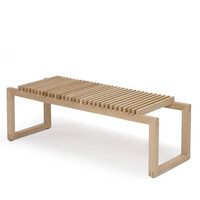 Cutter Bench by Niels Hvass