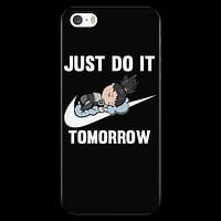 Naruto - Just do it tomorrow - Iphone Phone Case - TL01086PC