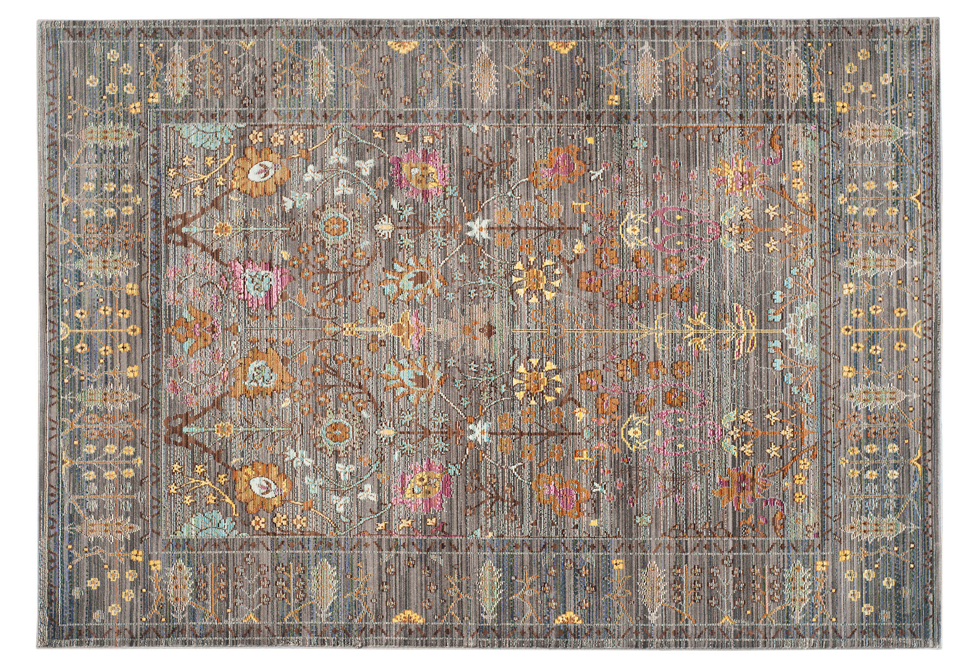 Pello Rug Gray Multi Area Rugs From One Kings Lane