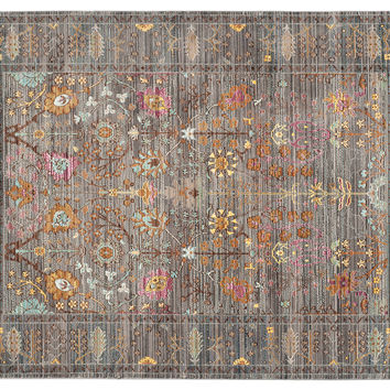 Pello Rug, Gray/Multi, Area Rugs