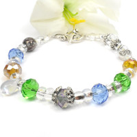 Irish Jewelry, Unique Gift, Irish Pride Bracelet