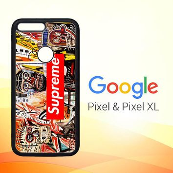 supreme to release collection featuring basquiats V1635 Google Pixel Case