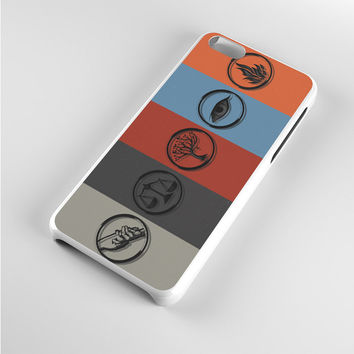 Divergent Symbols By Mollyn iPhone 5c Case