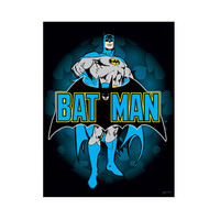 Batman Tapestry Poster