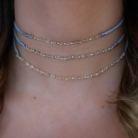 Spring Showers Choker